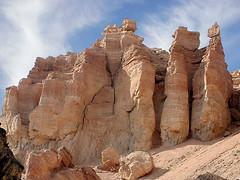 Charyn Canyons (Torekhan Sarmanov) Tags: park nature landmarks national kazakhstan canyons almaty charyn zharkent