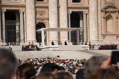 Paus Franciscus (nancygerritsen) Tags: pope rome roma sint pieter italie paus franciscus vaticaanstad