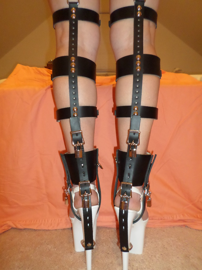 Know, Bdsm shoe lock chains consider, that