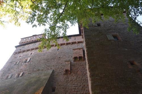 Le château du Haut-Koenigsbourg.20