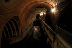 The Old Prague Sewers (95wombat) Tags: dark prague praha czechrepublic cz dim sewer damp ceska oldsewagetreatmentplant muzeumstaracistirna