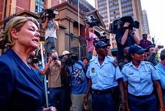 coming (marius_loots) Tags: camera blue court oscar photographer who olympus paparazzi coming press pretoria omd em5