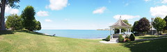 P9121522 Pano Canada Niagara on the Lake Ontario rio Niagara (Vagamundos / Carlos Olmo) Tags: lake canada niagarafalls waterfall niagara cataratas catarata niagaraonthelake canad nigara thewhirpool