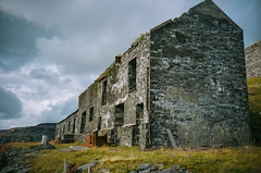 Compressor House ([Scott]) Tags: film 2004 wales lomo lca 200 slate snowdonia agfa expired quarry dinorwic xrg