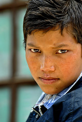 12-06-28 India-Ladakh (35) R1 (Nikobo3) Tags: travel people india portraits nikon asia social retratos viajes kashmir himalayas jammu karakorum nikond200 kachemira ladakd nikobo josgarcacobo