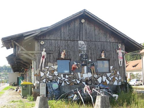 Zombieland, near Kranj