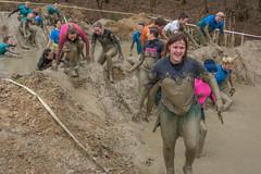 ballgown (stevefge) Tags: berendonck strongviking viking mud sport people girls nederland netherlands nederlandvandaag