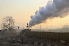 I_B_IMG_9142 (florian_grupp) Tags: asia china steam train railway railroad fuxin liaoning sy coal mine 282 mikado steamlocomotive locomotive