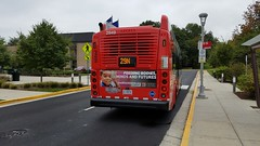 WMATA 2016 New Flyer XN40 #2949 on the 29N (robbieraeful) Tags: wmata washingtonmetropolitanareatransitauthority northernvirginia northernvirginiacommunitycollege transit newflyer newflyerindustries cng cngbuses cngfuel cngbus compressednaturalgas