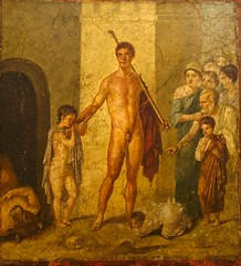 National Archaeological Museum Naples DSC02128 (Chris Belsten) Tags: italy classicalart herculaneum museum napoli art pompeii treasures nationalarcheologicalmuseum sculpture naples greekart classical mosaics romanart mosaic portraits romansculpture archaeology