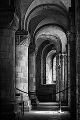 If these walls could talk... (chris.ph) Tags: toweroflondon blackandwhite column candelabra window stone architecture light monochrome canon6d ef24105mmf4lisusm