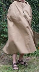 Rainmac-gummi-beige-SDC17583 (Umhaenge2010) Tags: cape cloak cloack umhang regenumhang raincape capeimpermable