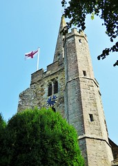 St Mary's Church, Northiam (grassrootsgroundswell) Tags: church englishparishchurch northiam churchtower sussex