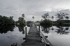 Lukisan Alam (zairulyo~New Acc) Tags: terengganu filter water getty sigma sky leefilter landscape malaysia images marang river
