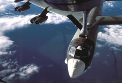 Rene Francillon Collection Image (San Diego Air & Space Museum Archives) Tags: 580190 aviation aircraft airplane bomber militaryaviation unitedstatesairforce usairforce usaf boeing boeingb52stratofortress boeingb52 b52stratofortress boeingstratofortress b52 stratofortress boeingb52gstratofortress boeingb52g b52g prattwhitney pw prattwhitneyj57 pwj57 j57 pwj57p43 j57p43 j57p43w j57p43wb buff kc135 flyingboom b52gstratofortress