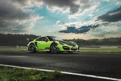 Porsche 911 GTstreet R от TechArt