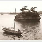 ENAMI - S 951  Furo Island in Matsushima Bay thumbnail