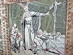 Lyndon Rutland (jmc4 - Church Explorer) Tags: lyndon church rutland reredos moses