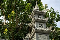 swastika Da Nang (Nomadic Frames) Tags: vietnam saigon hoian travel asia swastika da nang