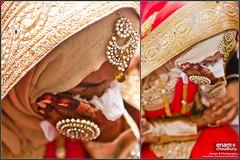 Tammy's Nikah (enam choudhury) Tags: wedding love islam muslim marriage nikah union marry quran sunnah saree asian jewellery red spouse photo photography sadness sad happy happiness mate mercy affection