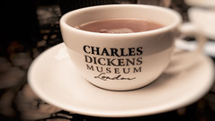 Dickensian tea (janescanlan) Tags: dickens museum