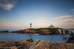 Illa Pancha at Ribadeo (GKooijman70) Tags: vuurtoren illapancha ribadeo asturias spain spanje landscape landschap lighthouse