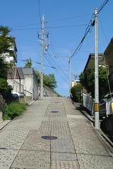 nagoya15966 (tanayan) Tags: urban town cityscape aichi nagoya japan nikon j1 road street alley    slope
