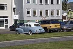 Akureyri 41 Chevrolet sedan Iceland 2016_0O2A7803 (RSPT49) Tags: iceland akureyri 941 chevrolet sedan