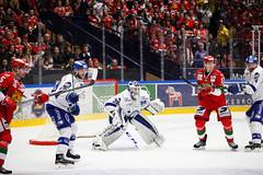 Leksand - Mora 2016-03-10 (Michael Erhardsson) Tags: leksand if lif 2016 ishockey svensk leksands match slutspelsserien derby morea ik daladerby dalarna mars tegera arena hemmaplan henrik haukeland