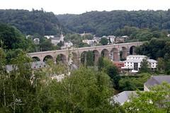 Luxemburg (2016) - Valle de la Ptrusse / La Passerelle (glanerbrug.info) Tags: 2016 luxembourg luxemburgstadt luxembourgcity ltzebuerg ltzebuergstad luxemburgkantonluxemburg