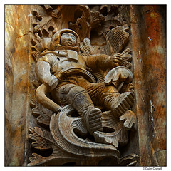 (2370) Catedral de Salamanca (QuimG) Tags: salamanca golden art olympus quimg quimgranell joaquimgranell afcastelló specialtouch obresdart