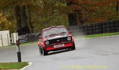NHMC Cadwell Stages Rally 2016_0043_23-11-2016 (ladythorpe2) Tags: north humberside mc cadwell stages rally 2016 20th november group b motorsport terry clarke dan may whickham dmc ford escort mk ii