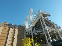 20161014_172034_Richtone(HDR) (reddawg5357) Tags: progressivefield clevelandindians cleveland clevelandohio chiefwahoo alcs indians tribetown tribetime mlb baseball bluejays