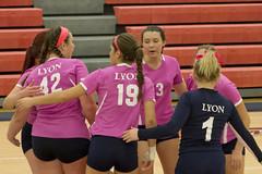 DJT_4956 (David J. Thomas) Tags: sports athletics volleyball women lyoncollege scots hendersonstateuniversity reddies batesville arkansas