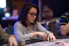 Berivan Dag (World Poker Tour) Tags: wpt world poker tour 500 dusk till dawn partypoker uk day 1c