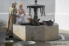 Lavanderas (martagaldi) Tags: templarios temple jerez jerezdeloscaballeros teatro badajoz extremadura edadmedia