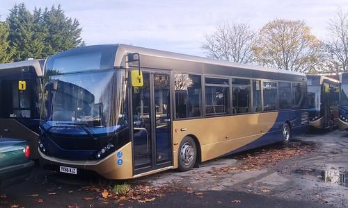 Stagecoach YX66WJZ