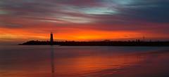 Walton Lighthouse - Santa Cruz, CA (Ian P. Miller Photography) Tags: santacruz california walton lighthouse winter ocean water le nikon d800