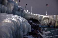 Ice storm Yvoire Fr 2012 02 (pat19560320) Tags: ice storm yvoire