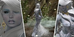 Fashion Advisory # 83 Life of an Ice Princess (Fashion Advisory) Tags: swank poe secondlife runaway destinystyle avatar 3d winter princess slfashion luminesse scs