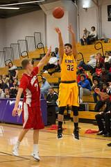 Men's Basketball 2016 - 2017 (Knox College) Tags: knoxcollege prairiefire men college basketball monmouth athletics sports indoor team basketballmen201736209