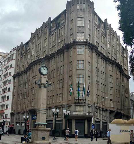 #curitibacosmopolita #curitibaagora #cliquediaadia #arquitetura