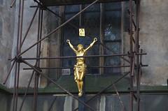 IMGP5978 (hlavaty85) Tags: jesus scaffoldings lešení inri