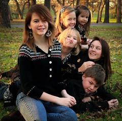 Throwback Thursday 11-10-16 (Richard Wayne Photography) Tags: kelsi sara kirsten bryanna lauren ethan trinitypark 2010