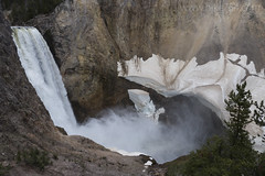 "Lower Falls near Uncle Tom's • <a style=""font-size:0.8em;"" href=""http://www.flickr.com/photos/63501323@N07/30783715446/"" target=""_blank"">View on Flickr</a>"