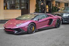 Super Viola (Beyond Speed) Tags: lamborghini aventador sv roadster superveloce super veloce supercar automotive automobili nikon v12 purple london