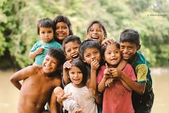 Amazon kids (Galo Andrés) Tags: