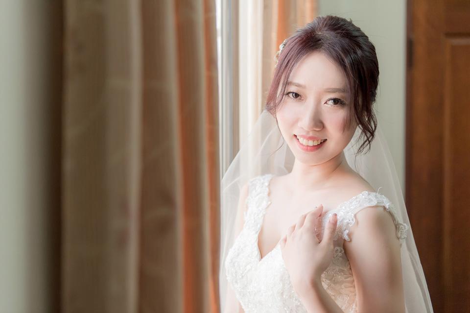 台南婚攝 婚禮紀錄 情定婚宴城堡 C & M 009