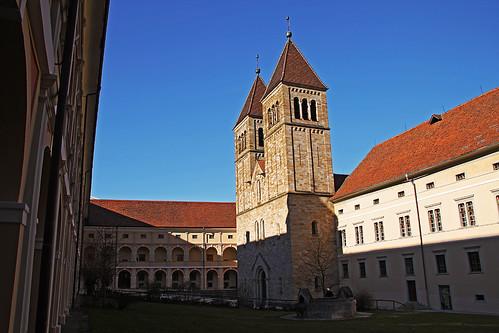Seckau monastery