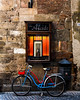 foto alcide (born ghost) Tags: lucca bicycle city colour italy photohistory reflections tuscany urban